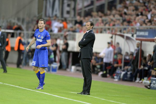 Allegri wściekły na piłkarzy Juventusu