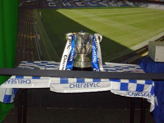 Capital One Cup: Znamy pary ćwierćfinałowe