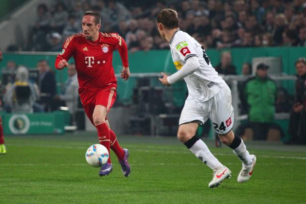 Kontuzja obrońcy Gladbach przed meczem z Schalke