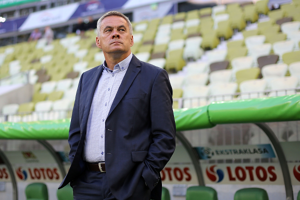 Zieliński: Czeka nas ciężki mecz, Górnik to groźny rywal