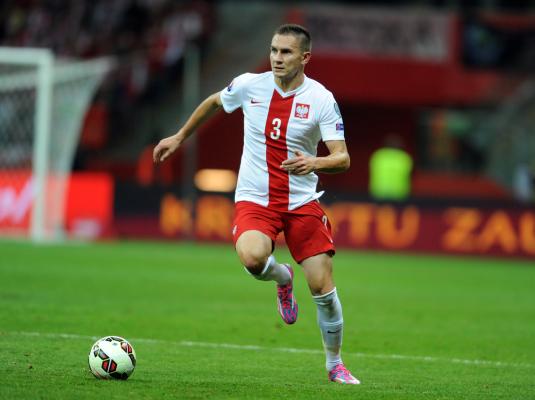 Krasnodar w ćwierćfinale, cały mecz Jędrzejczyka