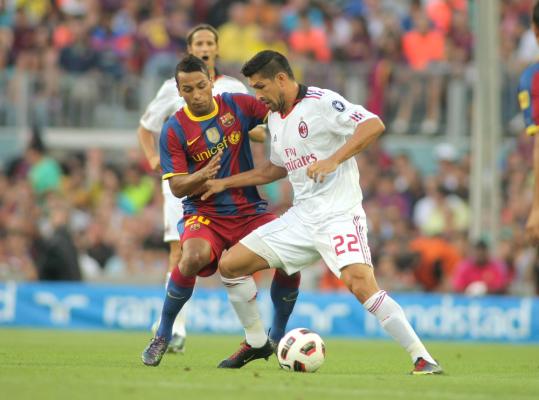 Borriello zawieszony na trzy mecze