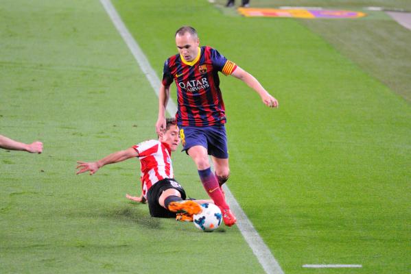 Iniesta i Roberto wracają do gry