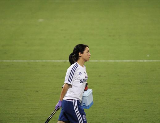 Eva Carneiro pozwie Chelsea Londyn