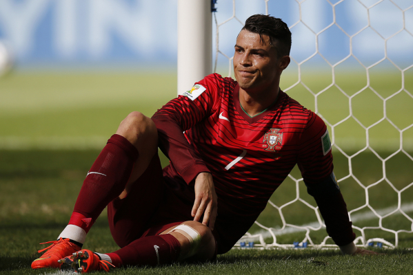 Ronaldo: Muszę mieć wrogów