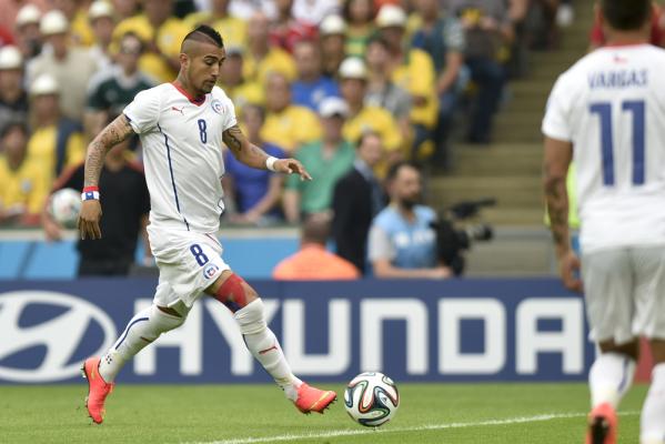 Sfrustrowany Vidal: To nie jest futbol
