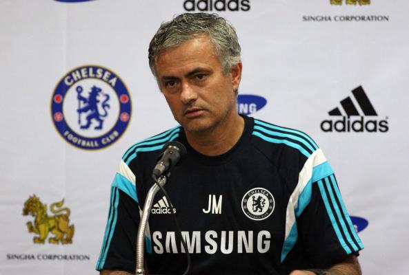 Mourinho: Nie mam nic do powiedzenia