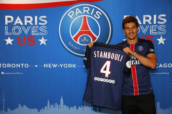 Nowy piłkarz w PSG