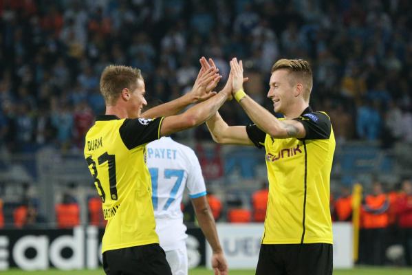 Zwycięstwo Borussii Dortmund z Werderem Brema