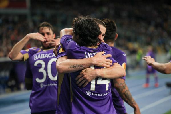 Fiorentina gromi, Błaszczykowski na ławce
