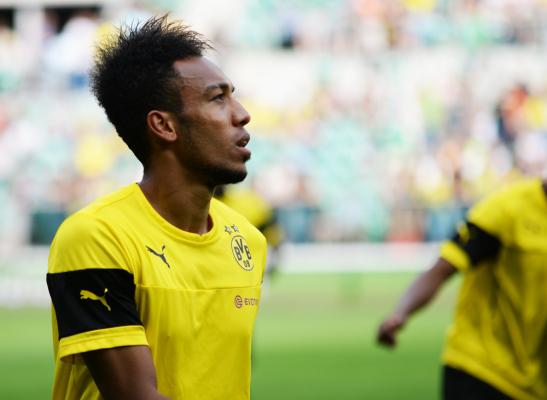 Aubameyang: Chcę być jak Ronaldo i Messi
