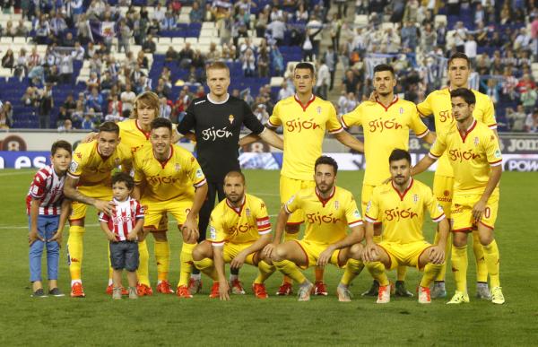 Minimalna wygrana Sportingu Gijon z Malagą