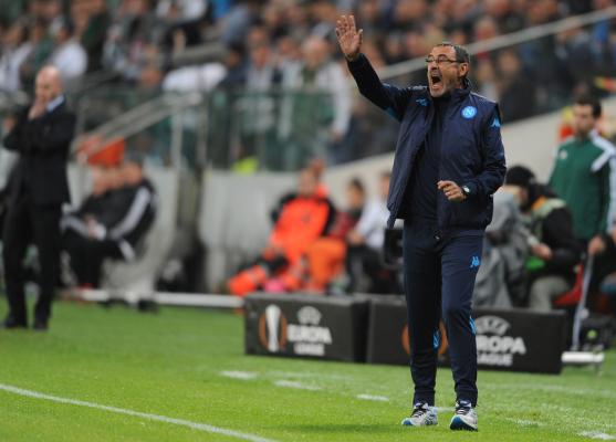 Trener Napoli: Żałuję tylko wyniku, gratulacje dla chłopaków
