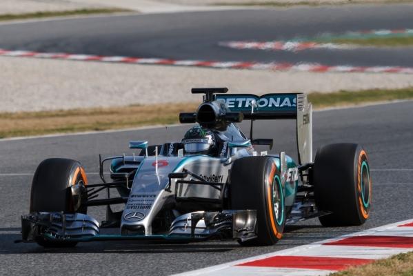 Nico Rosberg zwycięzcą Grand Prix Meksyku