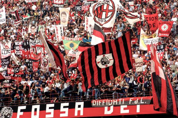 Lazio Rzym słabsze od AC Milan