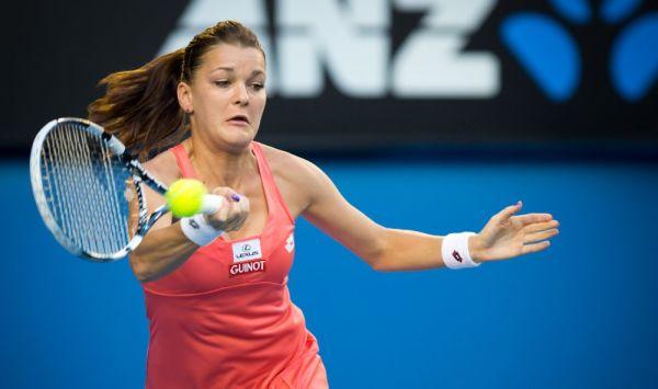 Ranking WTA: Radwańska wciąż w czwartej dziesiątce, Halep liderką