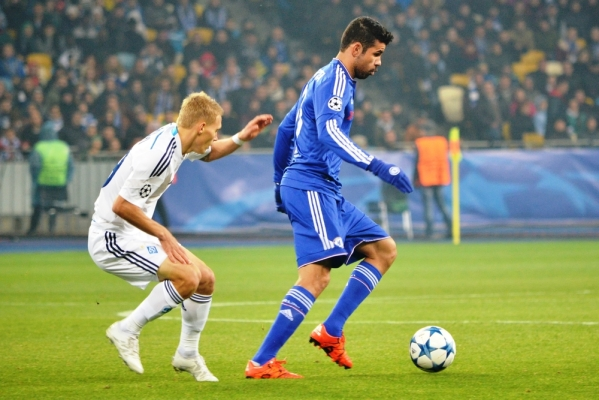 Diego Costa uniknie kary za kopnięcie Skrtela