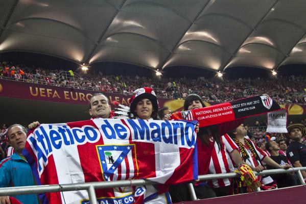 Niespodziewany remis Atletico w Astanie