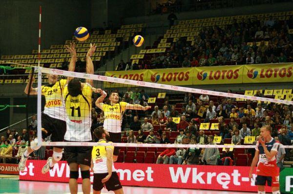 Lotos Trefl Gdańsk wygrywa na inaugurację Ligi Mistrzów
