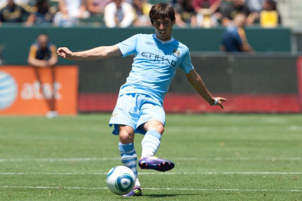 Manchester City lepszy od Sevilli, remis Juventusu