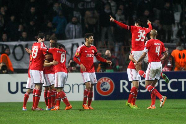 Benfica wygrała z Galatasaray Stambuł