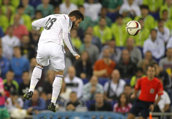 Strzelec gola dla Realu niezadowolony z gry drużyny