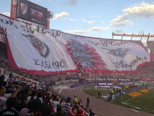 River w finale Copa Libertadores