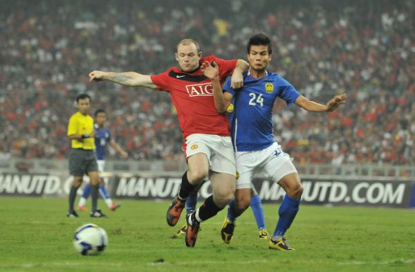 Herrera: Rooney jednym z najlepszych na świecie