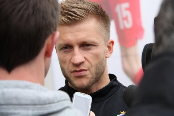 Błaszczykowski: Lechowi brakuje tylko wyników