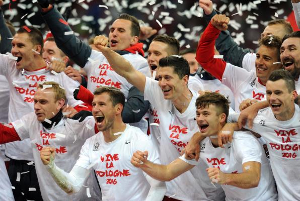 Awans Polski w rankingu FIFA. Niespodziewany lider