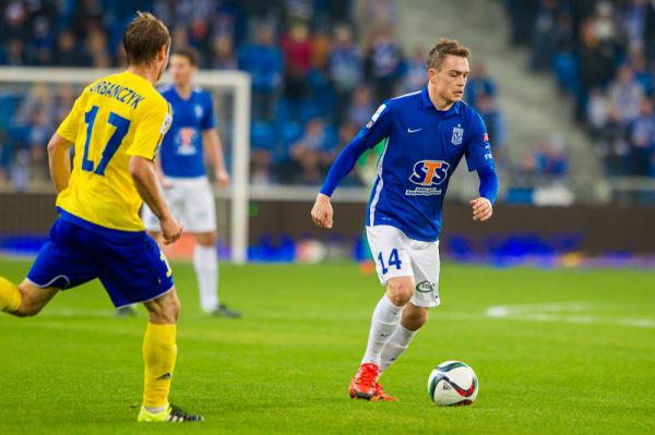 Piłkarz Lecha: Mamy awansować do kolejnej rundy