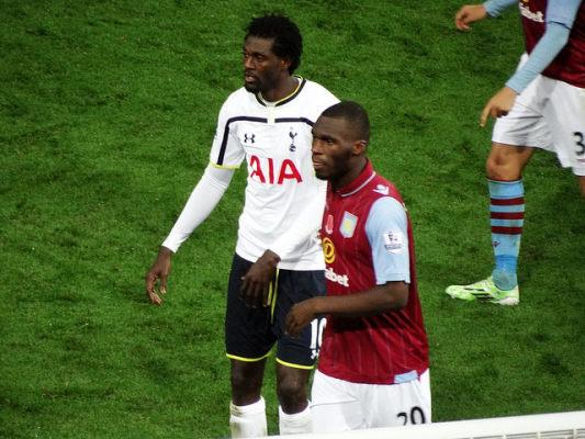 Klub z Premier League zainteresowany Adebayorem