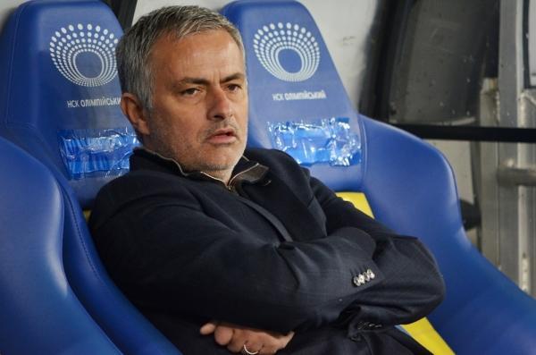 Mourinho nie będzie oglądał meczu ze Stoke?