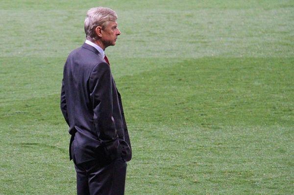 Arsene Wenger: Jestem naiwny