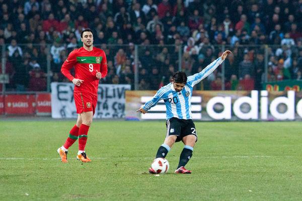 Towarzysko: Sześć goli w Krasnodarze, Argentyna przegrała z Nigerią