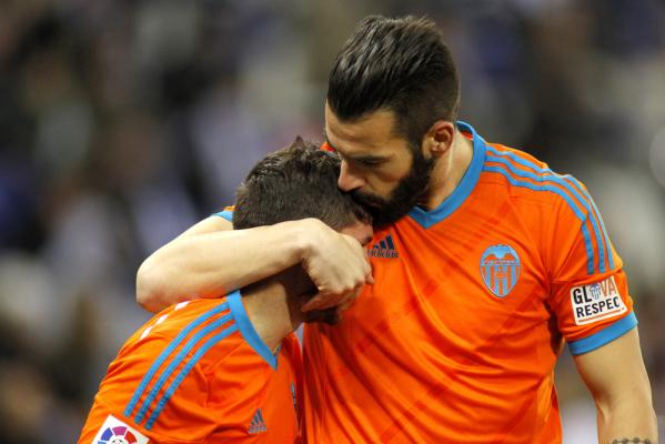 Trener Valencii krytykuje Negredo za brak zaangażowania