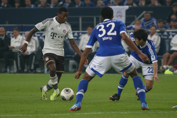 Schalke osłabione przed derbami z BVB