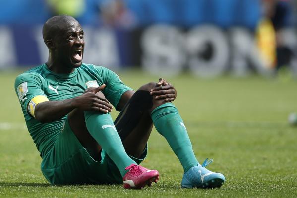 Yaya Toure odrzucił powołanie do kadry
