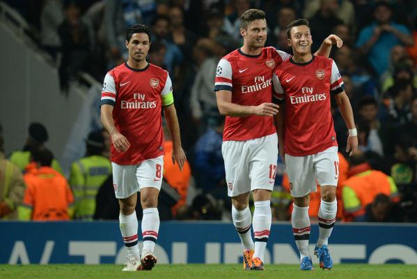 Oezil o piłkarzach Arsenalu: Jesteśmy jak rodzina