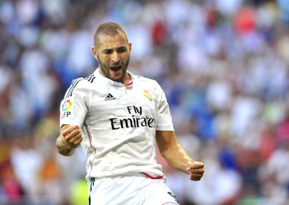 Karim Benzema nie zagra z Sevillą