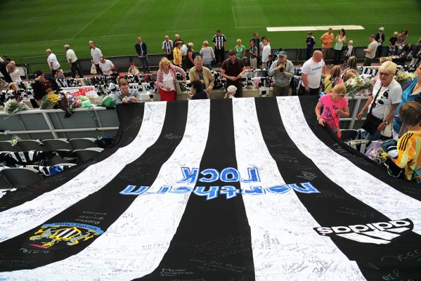 Minimalna wygrana Newcastle z Bournemouth