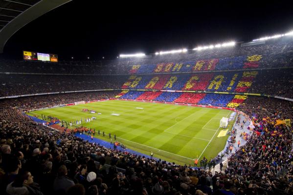 AS: UEFA może wykluczyć Barcelonę z Ligi Mistrzów