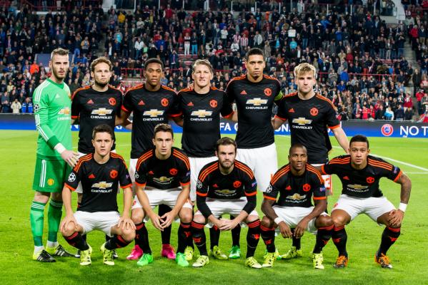 Pewna wygrana Manchesteru United na Old Trafford