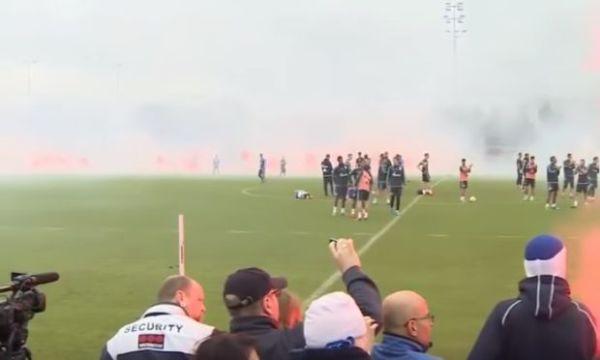 Fani Schalke w niezwykły sposób wspierają klub [video]