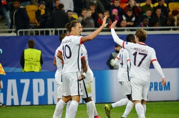 Pięć goli na Parc des Princes, pewne zwycięstwo PSG