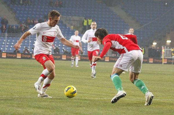 Terek wygrał ze Spartakiem, grał Rybus