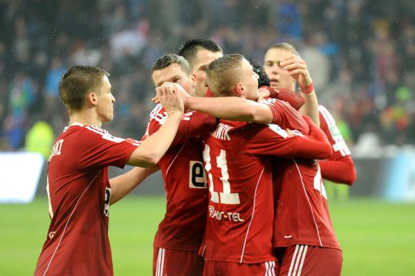 Piast Gliwice wygrał w Białymstoku z Jagiellonią