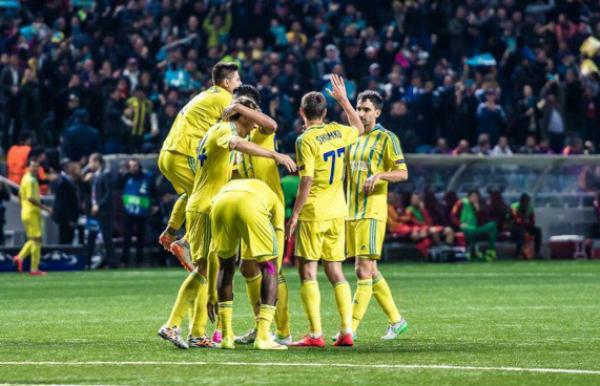 Kazachstan: Astana mistrzem kraju