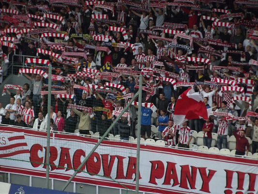 Polczak na dłużej w Cracovii