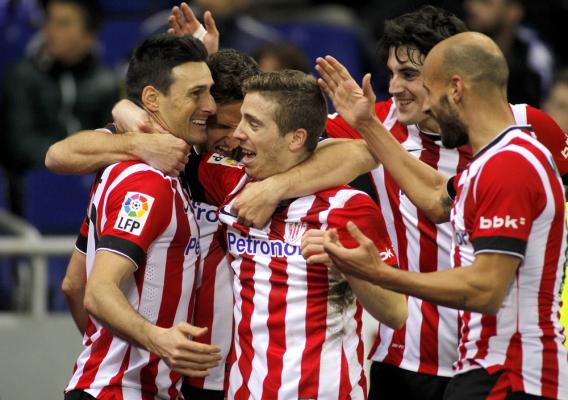 Czwarte z rzędu zwycięstwo Athletic Bilbao